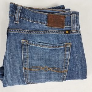 Lucky Brand Sienna Tomboy Crop Jeans Size 10/30
